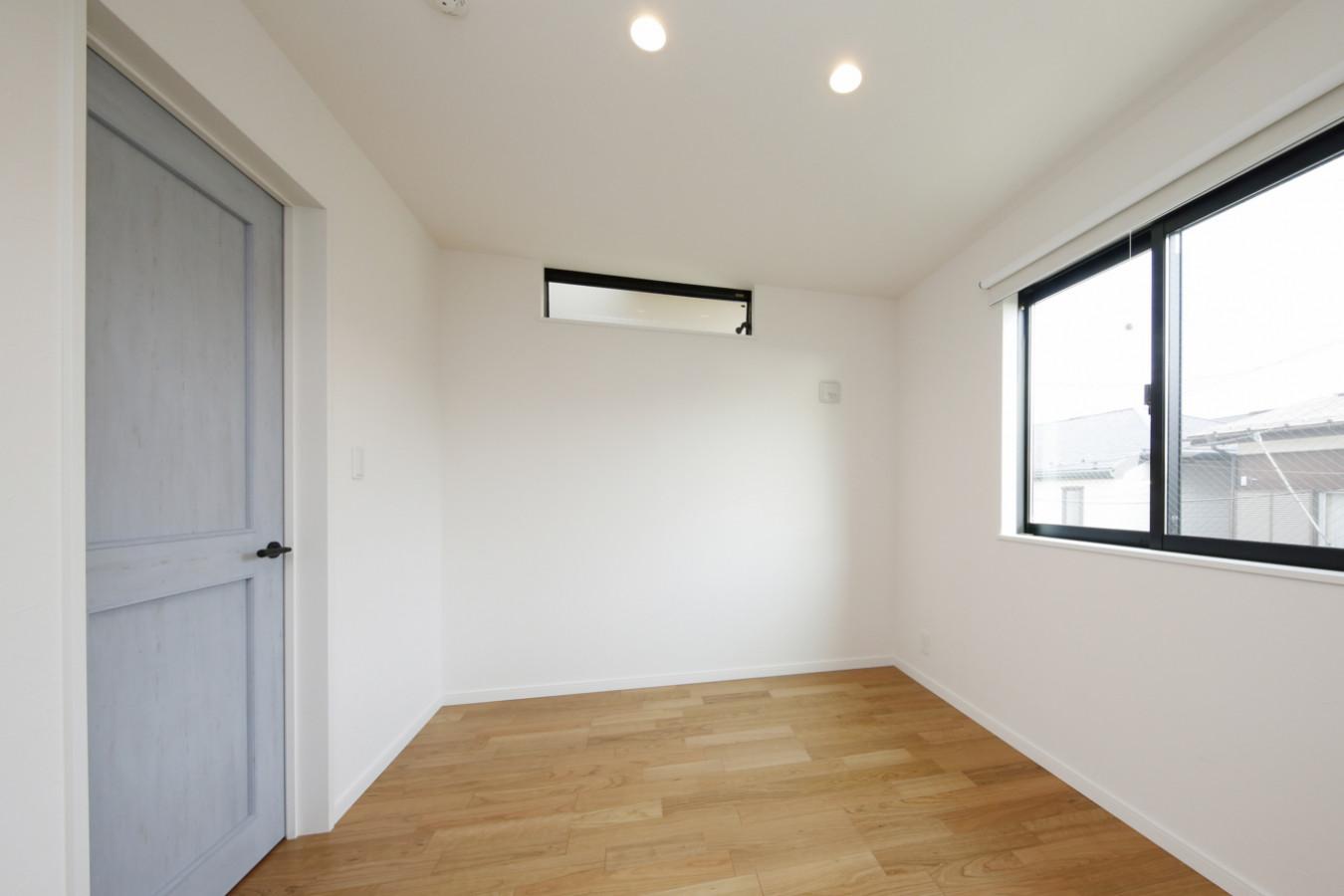 木造軸組工法 室内ドア