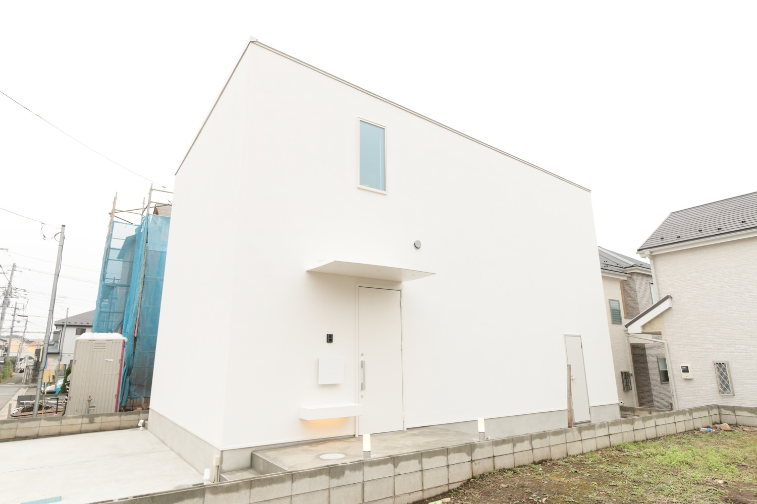 White Cube House